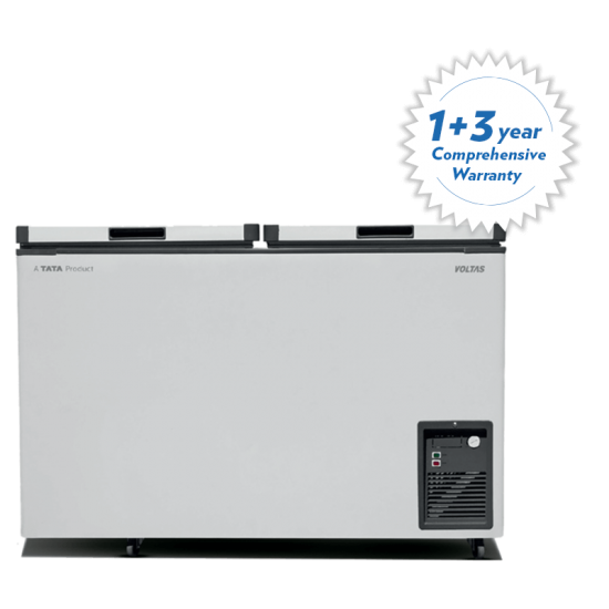 VOLTAS 300 LTR DOUBLE DOOR FREEZER