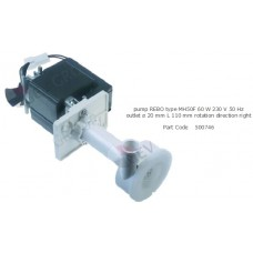 water Pump for Scotsman Ice Cube Machine