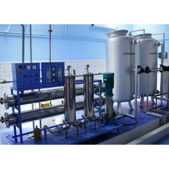 RO Plant For Textile Mills
